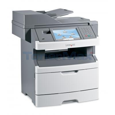 Lexmark X-464de